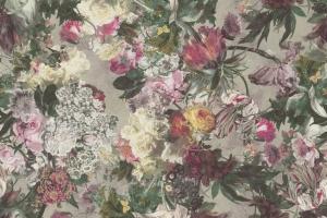 Rasch Vliestapete - Blumen