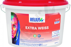 Relius - Extra Weiss - Eimer