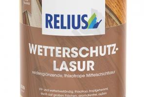 Relius - Wetterschutzlasur - Dose