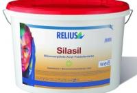 Relius - Silasil Fassadenfarbe - Eimer