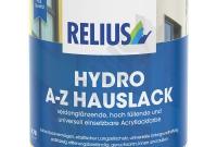 Relius - A-Z Hauslack - Dose