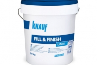 Knauf Fill & Finish Light Wandspachtelmasse 20 Kg
